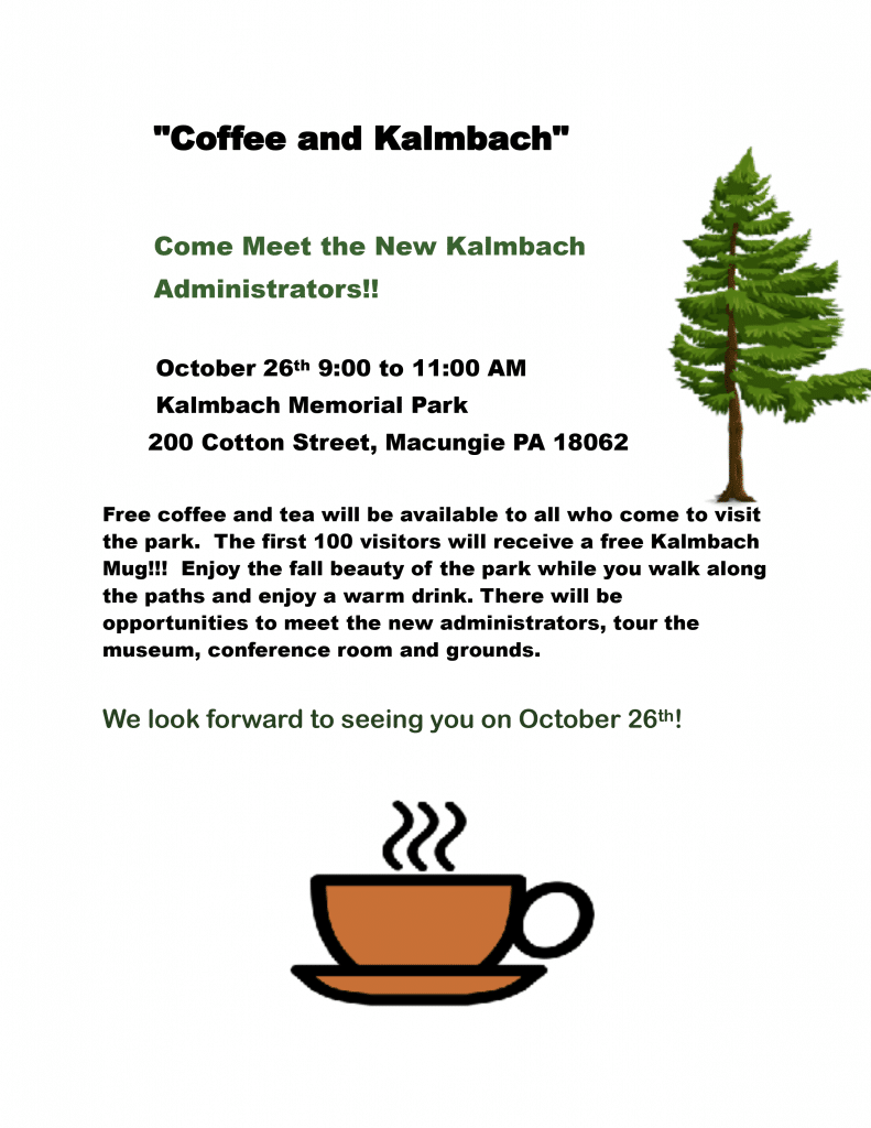Coffee & Kalmbach